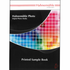 Hahnemühle Photo bedrucktes Musterbuch A6