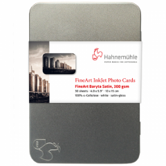 Photo Cards FineArt Baryta Satin 10x15cm 30 Stk