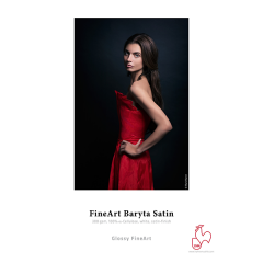 FineArt Baryta Satin 300gm2 A4 25 Blatt
