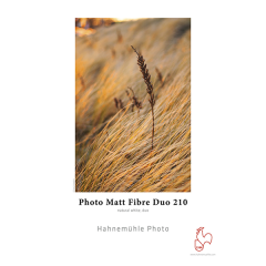 Photo Matt Fibre Duo 210gm2 A2 25 Blatt