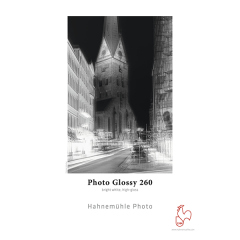Photo Glossy 260gm2 A2 25 Blatt
