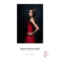 FineArt Baryta Satin 300gm2 17 Rolle 0.432 x 12m