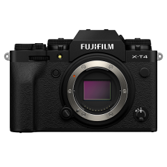 Fujifilm X-T4 Black Body
