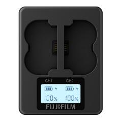 Fujifilm BC-W235 Dual Akku-Ladegerät