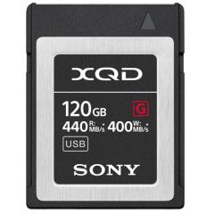 XQD Speicherkarte G-Serie 120GB, 440MB/s