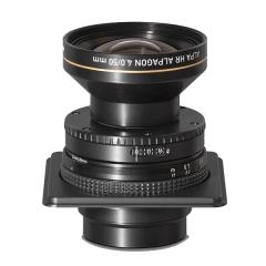 Rodenstock ALPA HR Alpagon 4.0/50 mm, SB34 BK