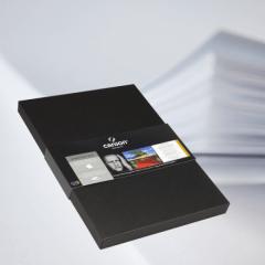 Canson Archivierungs-Box A3+ mit Kristallpapier