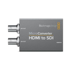 Blackmagic Design MicroConverter HDMI-SDI