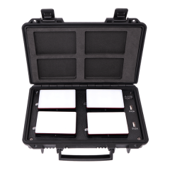 Aputure MC 4-Light Travel Kit