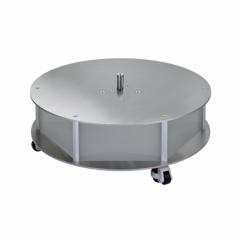 TURNTABLE Ø 60 cm 240kg incl. 3D-VIZ CTRL, BASIC