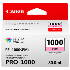 Canon Ink PFI -1000 Photo Magenta