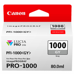 Canon Ink PFI -1000 Grey