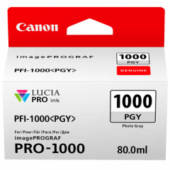 Canon Ink PFI -1000 Photo Grey