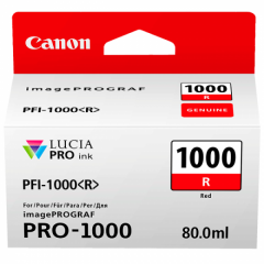 Canon Ink PFI -1000 Red