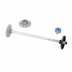 Rollenhalter Set RH2-25 zu IPF6000 Serie