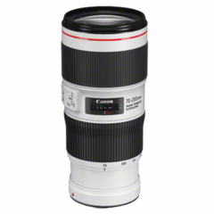 EF 70-200mm 4L IS II USM -Canon Premium Garantie