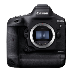 Canon EOS-1Dx Mark III Body