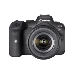 Canon EOS R6 +RF 24-105mm f4-7.1 IS STM