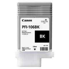Black 130ml PFI-106BK iPF64X0/S