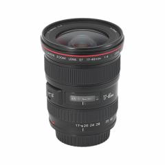 EF 17-40mm f/4L USM - Canon Premium Garantie