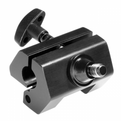 Hinged COMBITUBE connector, Ø 5/8''