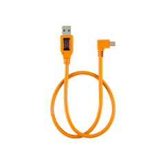 TetherPro Right Angle Adapter USB 2.0 Mini-B 5-Pin