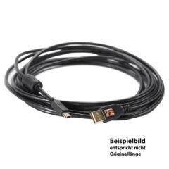 TetherPro USB 2.0 A - Mini-B 5 pin 1.8m, schwarz