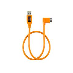 TetherPro Right Angle Adapter USB 3.0 Micro-B 5Pin