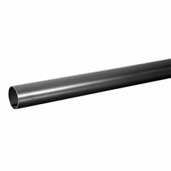 Stahlrohr, rostfrei, für Papierrollen 3.55 m