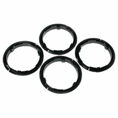 Bajonett Reflektorhalterungen (4 Stück)