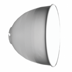 Maxi White Reflektor 40 cm 59 Grad