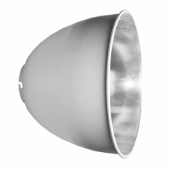 Maxi Silver Reflektor 40 cm 33 Grad