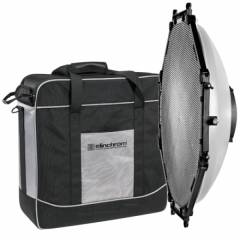 Softlite Reflektor 44 cm weiss & Grid Set