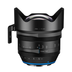 Irix Cine Lens 11mm T4.3 Cine Diverser Anschluss