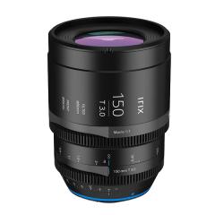 Irix Cine Lens 150mm T3.0 Macro Cine Div Anschluss