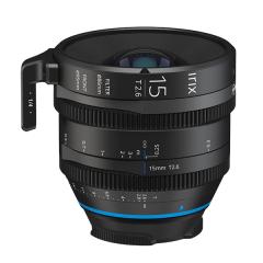 Irix Cine Lens 15mm T2.6 Cine Diverser Anschluss