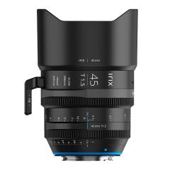 Irix Cine Lens 45mm T1.5 Cine Diverser Anschluss