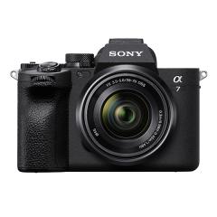 Sony Alpha A7 Mark IV Set 28-70mm Black
