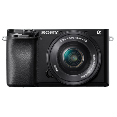 Sony Alpha 6100 + 16-50mm PZ