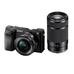 Sony Alpha 6100 + 16-50mm + 55-210mm