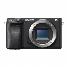 Sony Alpha 6400 Body Black