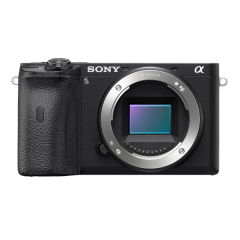 Sony Alpha 6600 Body Black