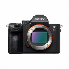 Sony Alpha A7 Mark III Body Black