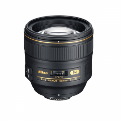 AF-S 85mm f/1.4G - Nikon Swiss Garantie