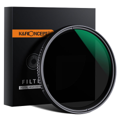 Variabler ND-Filter ND8 bis ND2000 Div. Grösse