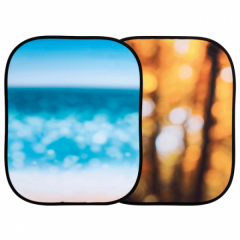 Out of Focus Coll. 1.2x1.5m Autumn Fol./Seascape