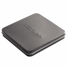 Metalldose für Filter 100x100mm