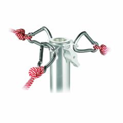 Sicherungskit mit 3 Seilen für Wind-Up Stative