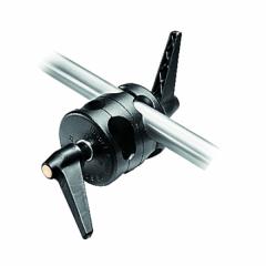 Drehgelenk für Rohre und Stative mit Ø von 19-28mm