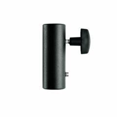Adaptateur avec double socle 17.5mm
